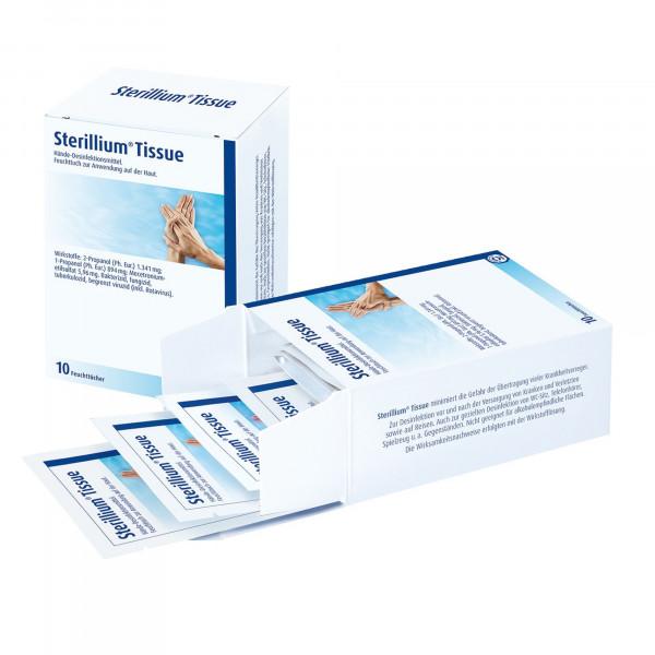 Sterillium® Tissues