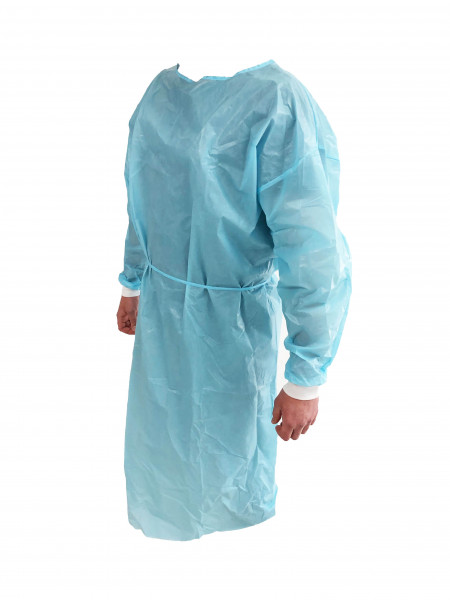 Infektions- Schutzkittel aus PP/PE