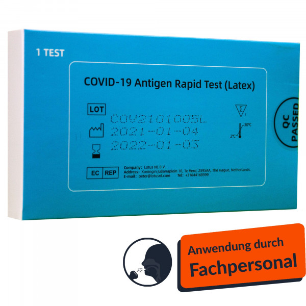 Joinstar COVID-19 Antigen Rapid Corona Schnelltest